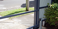 Sliding Gate Frames